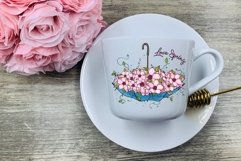 Love Spring PNG, Spring Is Here Product Image 4