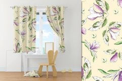10 Floral Seamless Patterns Collection Product Image 10