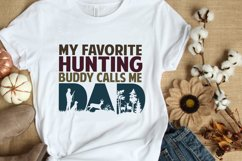 Dad Hunting SVG PNG DXF EPS Father's Day SVG Files Product Image 2