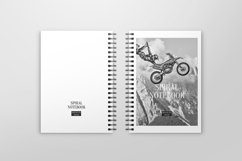 A5 Spiral Notebook Mockups Product Image 6