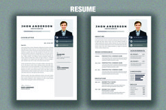 Resume Template Product Image 3