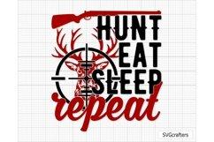 Hunter Mini Bundle V1, Deer Hunter SVG, Duck Hunter svg, Product Image 3