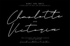 Emma Goulding Signature Collection Script Font Product Image 2