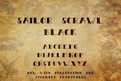 Tattoo Font Collection Product Image 2