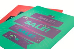 Vector Sale Ribbon Product Image 1