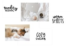 Sunday Morning - A Handwritten Script Font Product Image 6