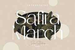 Safira March Product Image 1