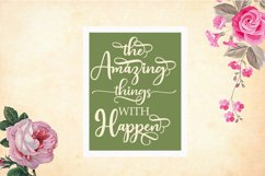 fatayah irhami - a chic script font Product Image 4