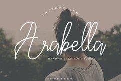 Arabella Script Product Image 1