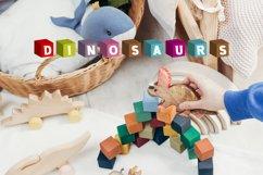 Color Cubes Font Product Image 3