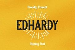 Edhardy Font Product Image 1