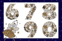 Numbers. Nutcracker. Christmas. Product Image 3