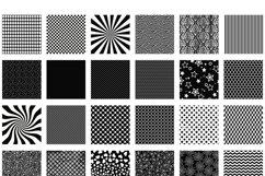 Orange Patterns Digital Paper Product Image 3