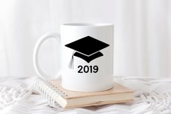 Graduation SVG Bundle - Includes 6 Class of 2019 SVG files Product Image 4