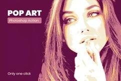 Pop Art Photoshop Action Product Image 3