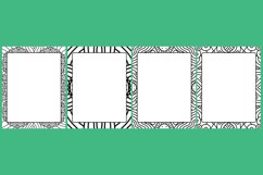 20 Coloring Border Pages Product Image 4
