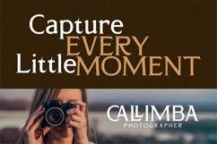 CALLIMBA - Luxury Serif Font Product Image 7