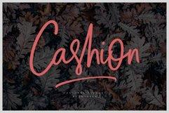 Cashion Script Product Image 1