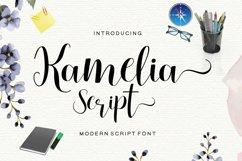 Kamelia Script Product Image 1