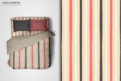 Pastel Geometric Seamless Patterns Product Image 5