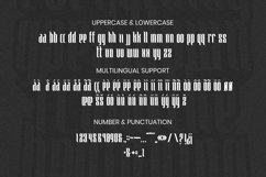 Web Font Hamtaro Font Product Image 5