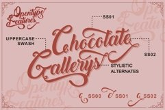 Cyrille Handcrafted Typeface Product Image 2