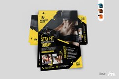 Fitness Flyer Product Image 5