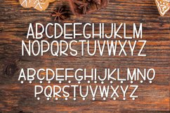 Gingerbread a Tasty Font Product Image 2