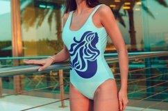 Mermaid svg Product Image 2