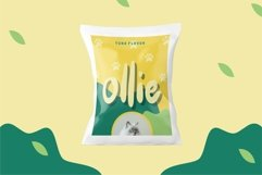 Web Font Butter Chips - A Cute Font Product Image 5