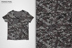 France Pixel Camouflage Patterns Product Image 4