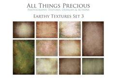 10 Fine Art Earthy Textures SET 3 Product Image 1