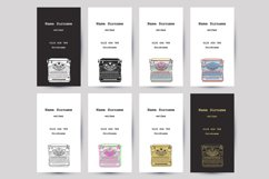 Business Cards with typewriters Product Image 7