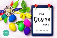 5 x 7 Card Invites| Easter Product Image 1