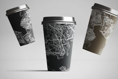 Birmingham Great Britain City Map in Black and White Product Image 4