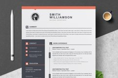 Resume / CV Template Product Image 1