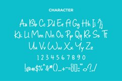 Loyang Handwritten Typeface Product Image 5