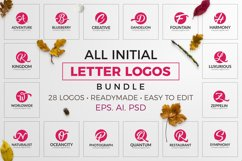 All Initial Letter Logos Bundle Product Image 1