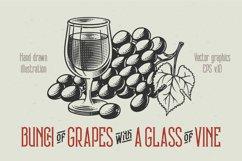 Winery typeface + bonus Product Image 3