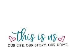 Home Sayings Embroidery Designs Product Image 3