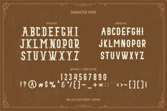 Blacktail - Layered Vintage Font Product Image 4