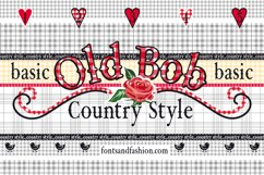 OLD BOB FAMILY Product Image 2