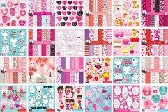 Valentine illustrations bundle - Baby Sublimation designs Product Image 5