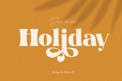 Summer Holiday - Classic Display Product Image 1