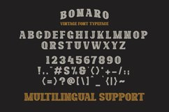 10 Font - Bonaro Font Family Product Image 6
