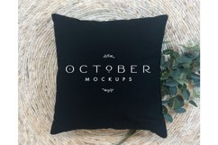 Pillow mockup bundle in PSD and JPG | Sublimation blanks Product Image 3