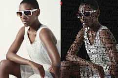 Typo Portrait v2 Photoshop Action Product Image 4