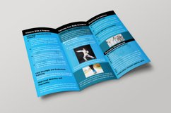 Fitness Brochure Template Product Image 5