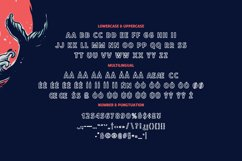 SUNDAY SPINE - Playful Display Font Product Image 2