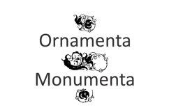 Ornamenta Monumenta Product Image 2